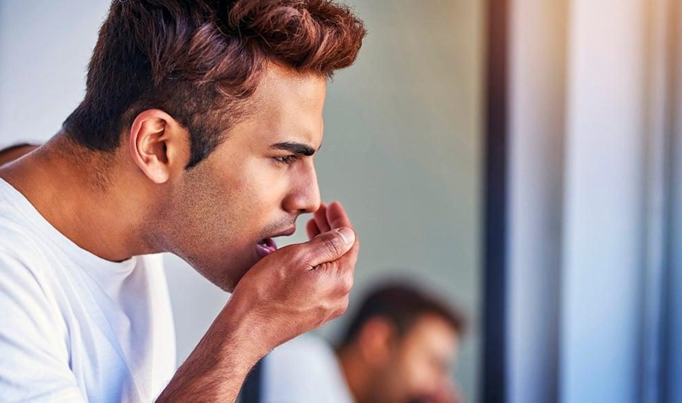 poor oral hygiene can cause bad breath