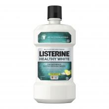 LISTERINE® HEALTHY WHITE